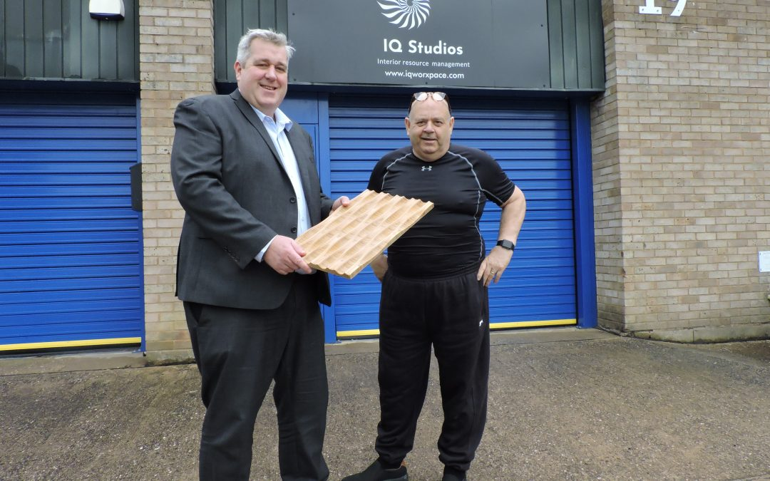 Bamboo screens and flooring firm opens Redditch service centre
