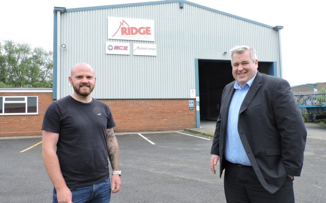 10 jobs to be created after steel fabricator quickly finds new premises