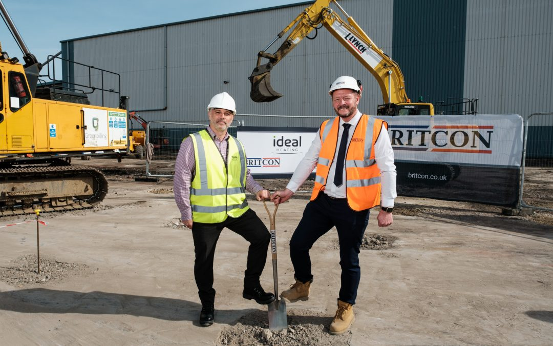 Ideal Heating prepares for green growth with £16m investment in Hull site