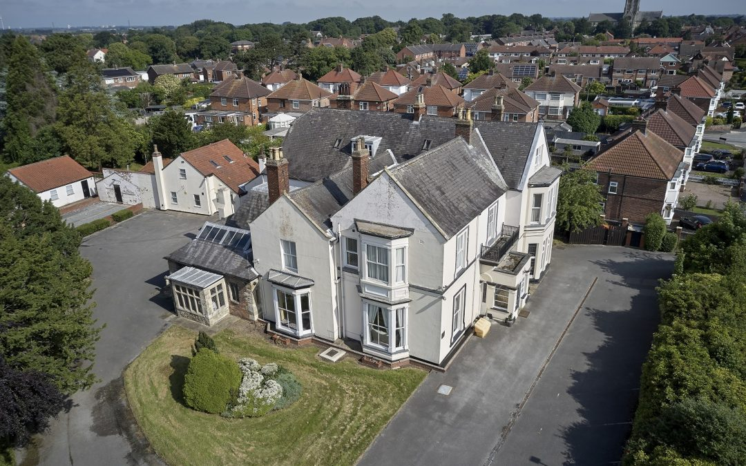 Grade II listed East Yorkshire building 'perfectly suited to become hotel or spa' on market at £1.5m