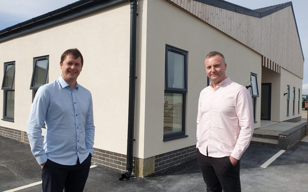 Exciting times for Carter Burnett as team grows and North East office opens