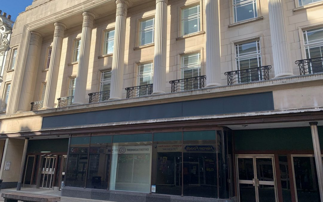 Jobs support centre to be set up in Hull city centre's former M&S store