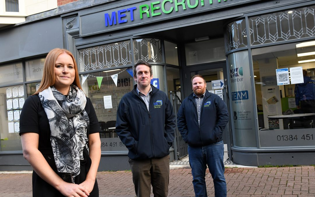 New contract wins deliver another year of growth for MET Recruitment