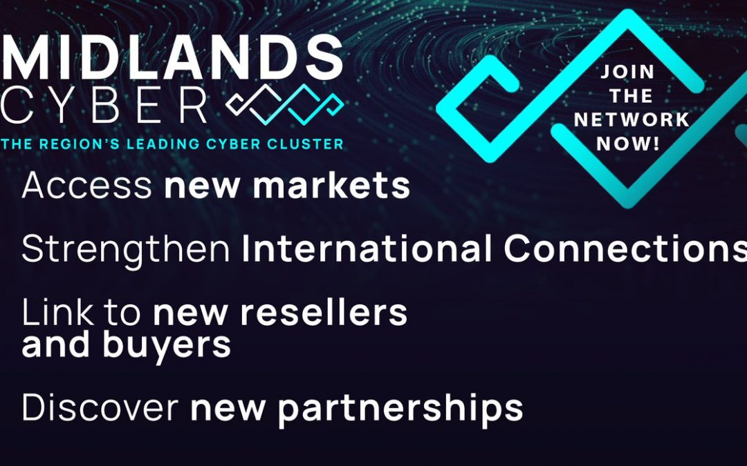 NEC show debut for the Midlands' leading cyber group