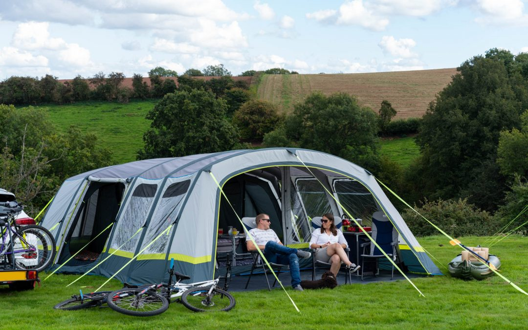 Leading camping brand OLPRO launches redesigned website