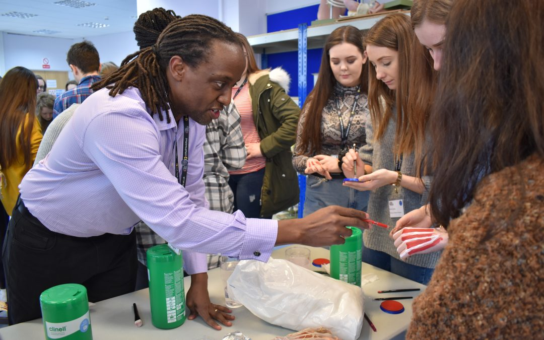 Medical school's flagship programme welcomes largest-ever cohort of Year 12 students