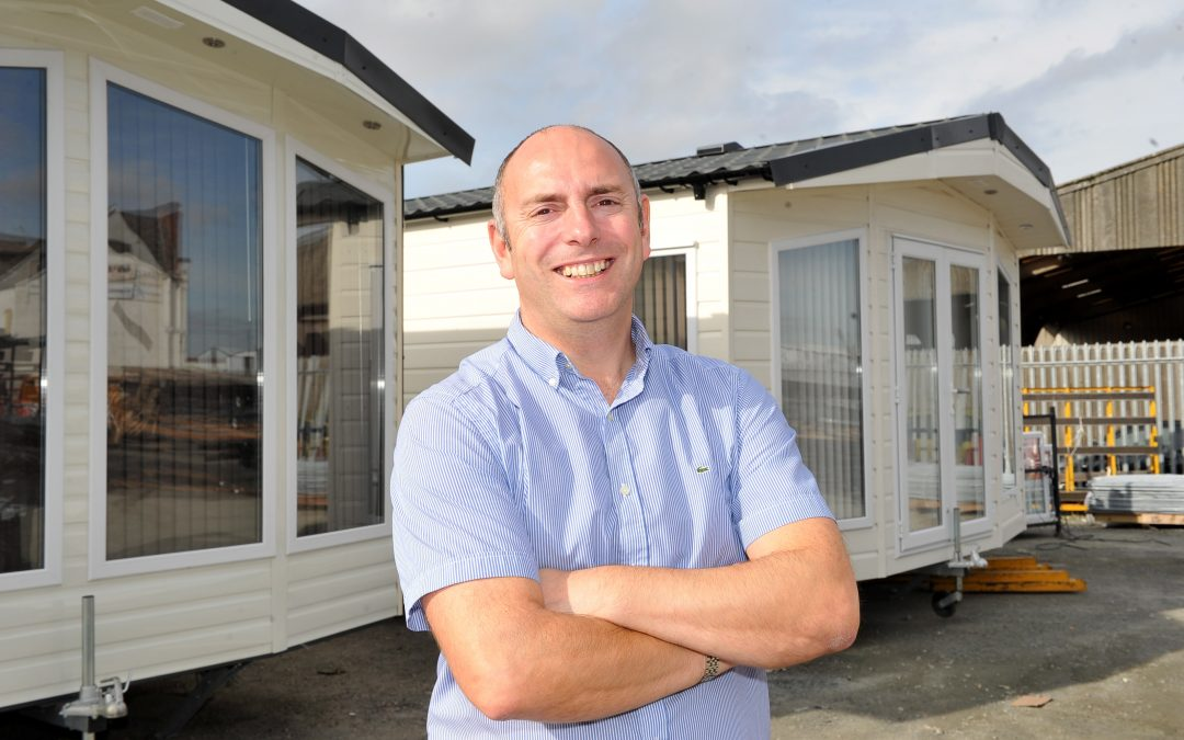 Record start to the year fuels recruitment drive at caravan firm