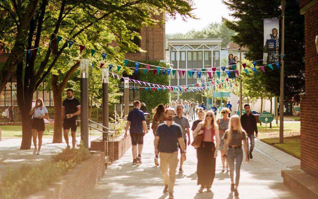 University celebrates success in Impact Rankings 2021