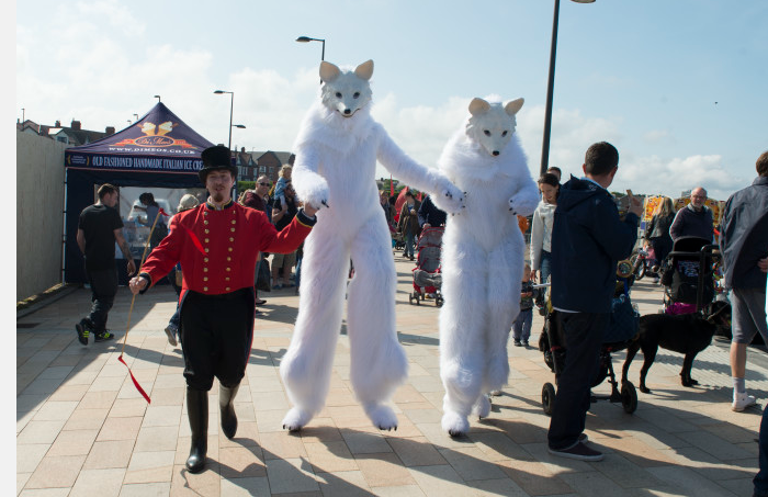 City centre promises fun for all with street entertainers, market and beer festival