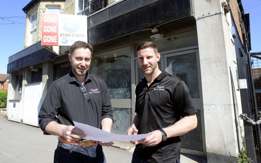 Brothers target former bank as safe bet for second bistro venture
