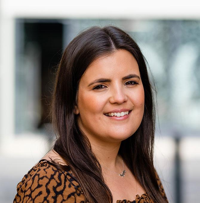 Rebecca Flitton-O'Brien of Pace Comms