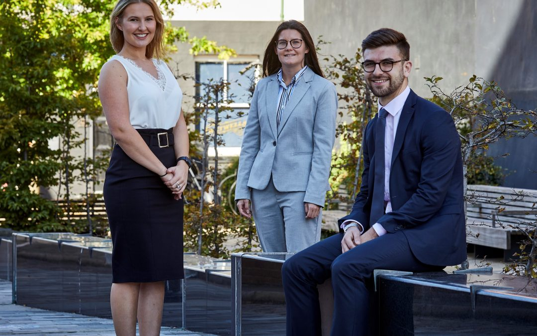Rollits recruits three new trainee solicitors