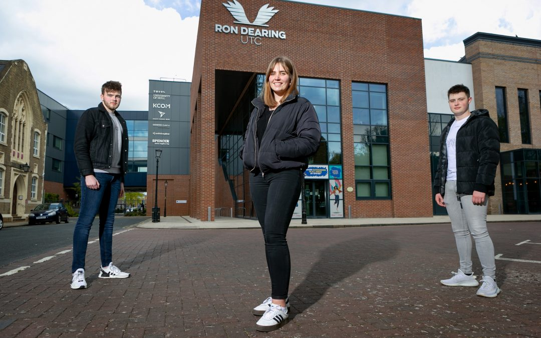 Ron Dearing UTC students secure dream jobs with top employers