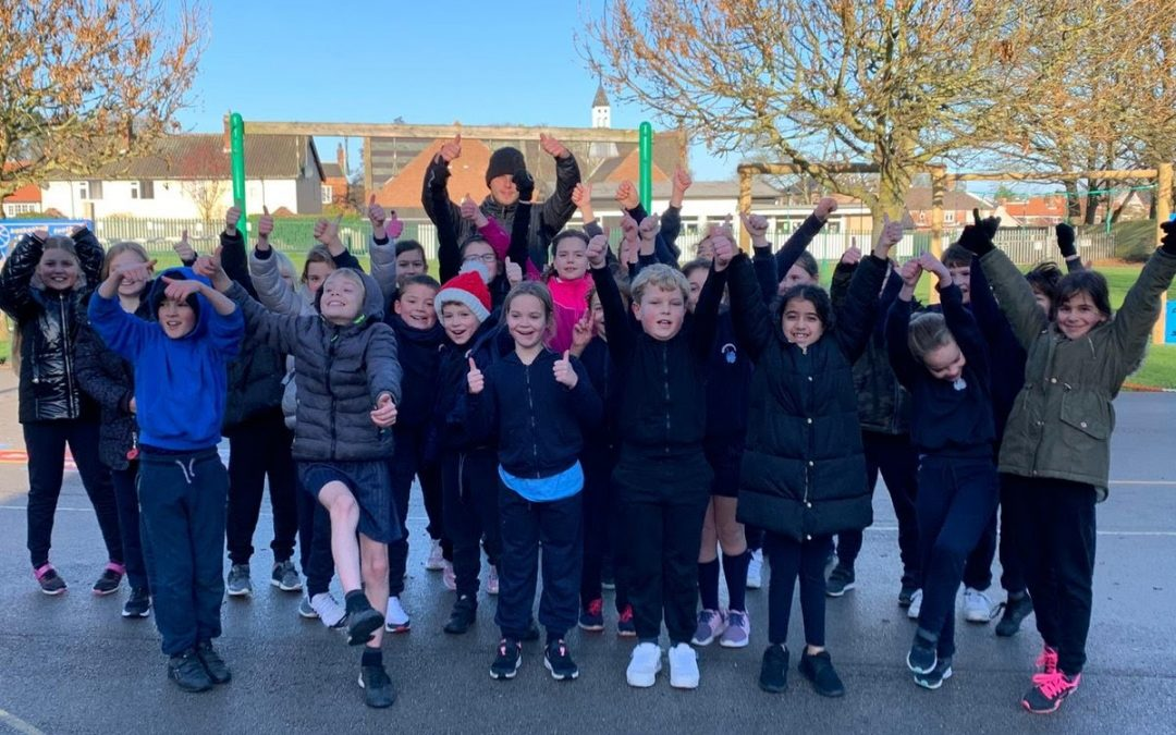 Charity provides positivity to hundreds of Hull and East Riding schoolchildren