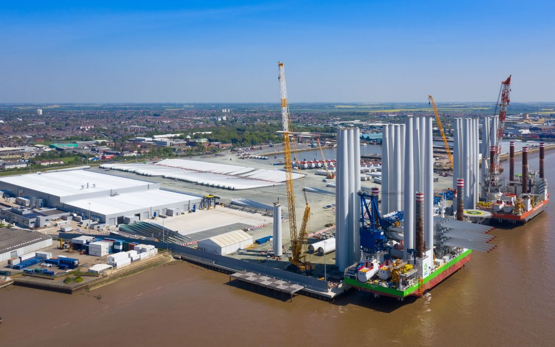Siemens Gamesa to double size of Hull offshore wind turbine blade factory