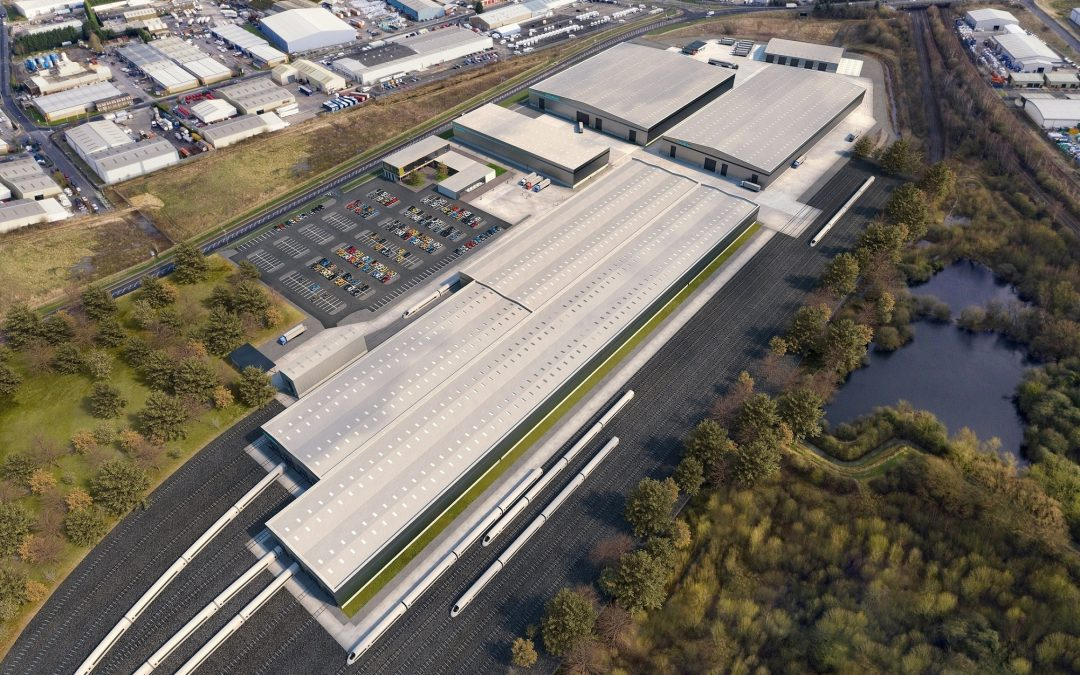 Yorkshire company wins £40m contract to build the UK's newest train factory at Goole