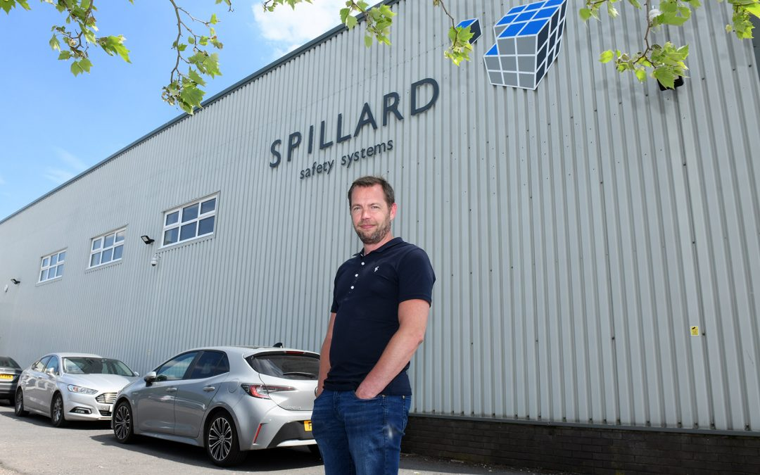 Spillard sets sights on possible new home as it looks to double sales by 2026