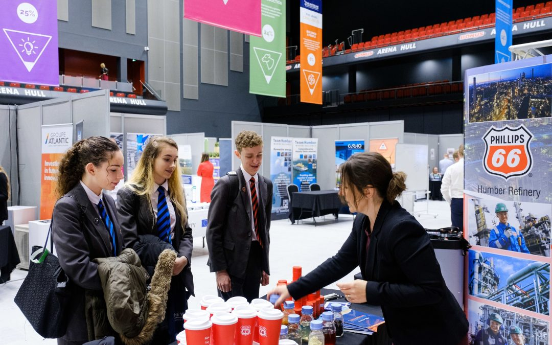 Students urged to take up the climate change challenge with sustainable solutions