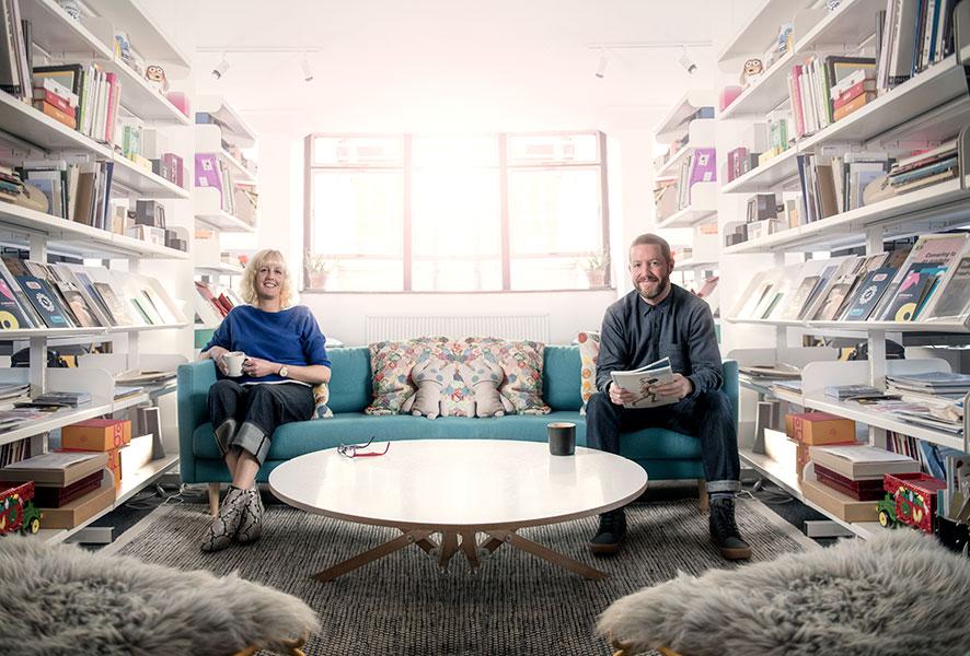 Tim & Georgina Worsley of Big Helping talk to BusinessWorks