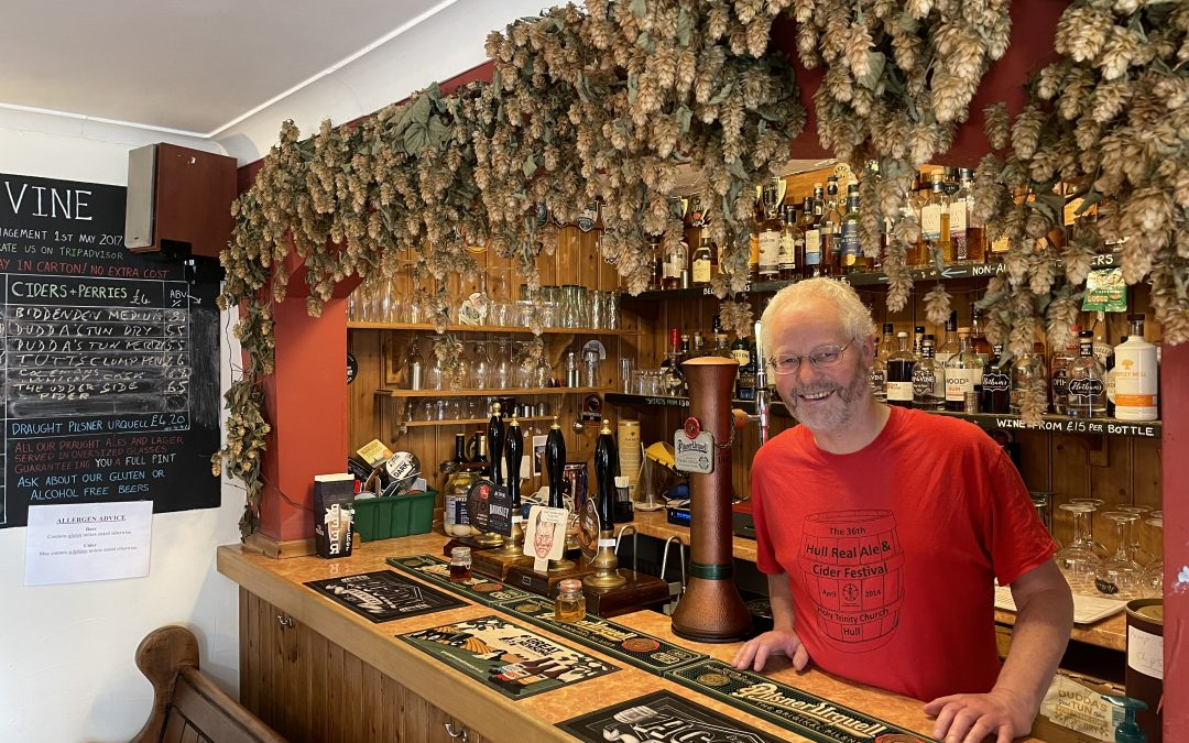 City centre pubs collaborate with Theatre Quarter Beer and Cider Festival