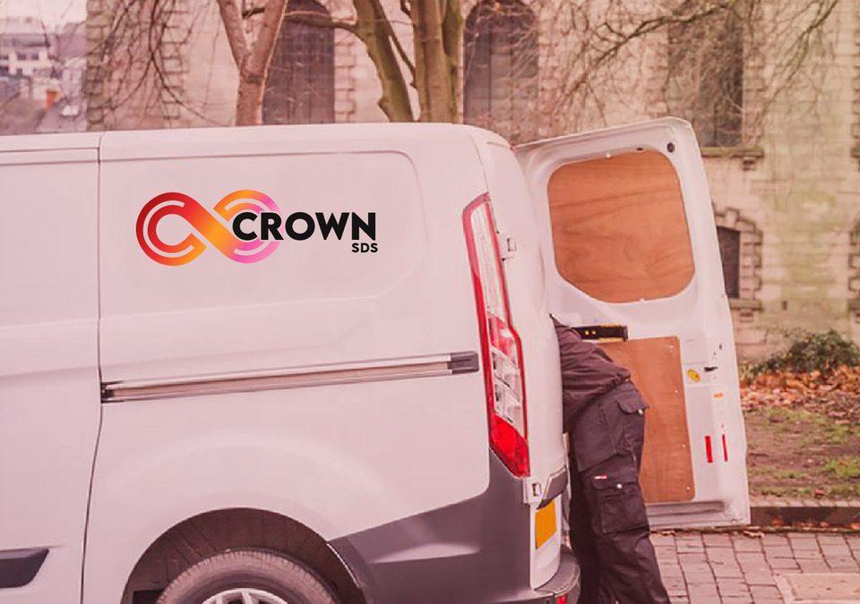 Midlands-based courier service rebrands to Crown SDS