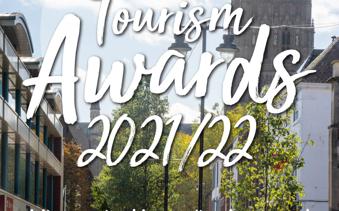 Sponsorship slots still available for Worcestershire Tourism Awards
