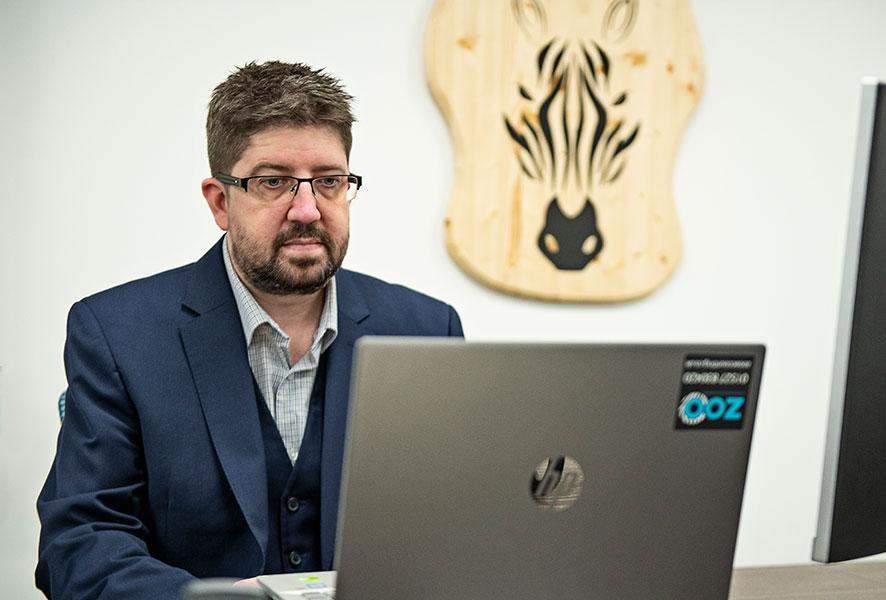 Wayne McCormick of Zoo Accountants Worcestershire