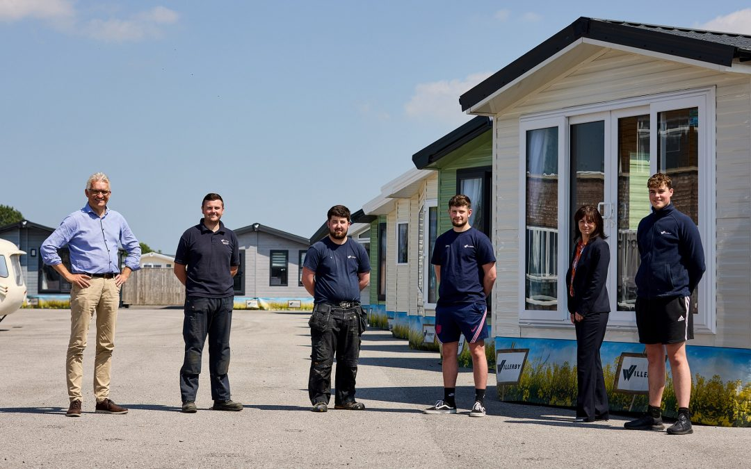 Leading holiday homes firm to invest in largest ever intake of apprentice talent