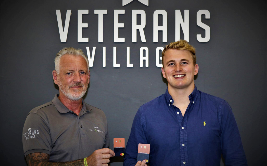 Hull 4 Heroes able to respond quicker with new corporate card solution