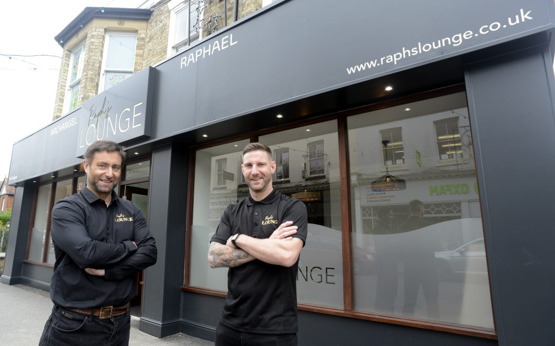It's a double as brothers build on family tradition to open a second bar